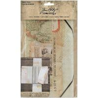 Tim Holtz - Idea-ology - Travel Folio